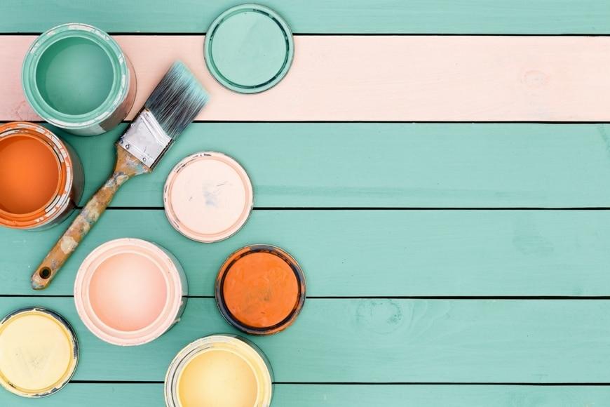 Comment calculer la quantité de peinture nécessaire ?