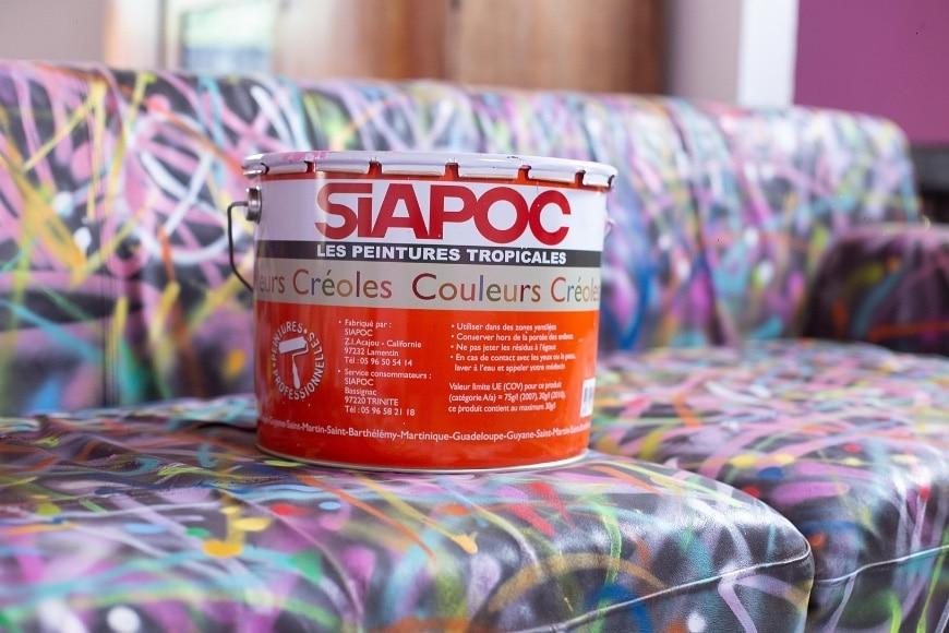 Le Pink Lab : SIAPOC réhabilite un espace de travail avec l'Artiste Xän