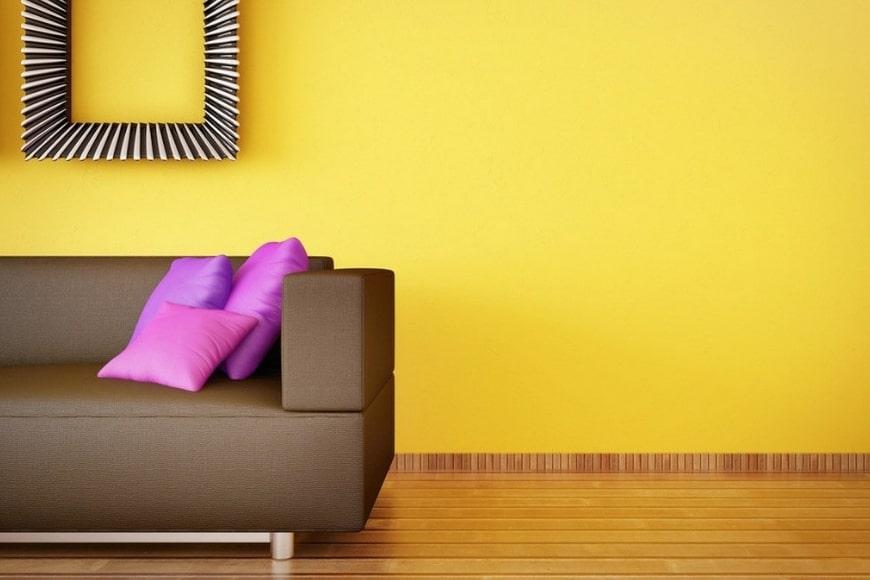 Des couleurs chaudes pour créer une maison chaleureuse et invitante