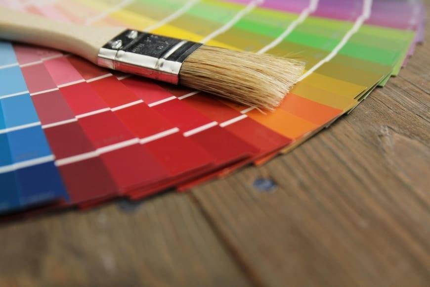 Choisissez la couleur de peinture parfaite