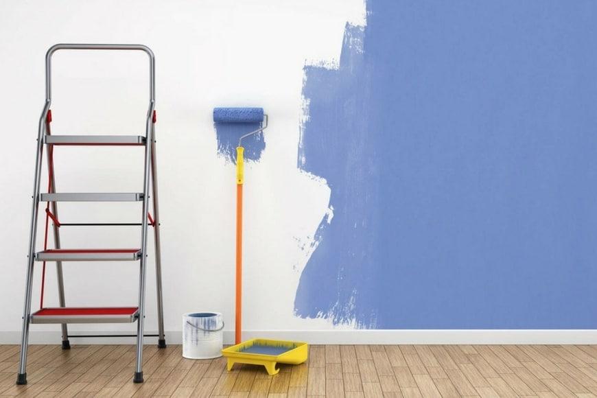 Peindre un mur : les 5 erreurs à éviter